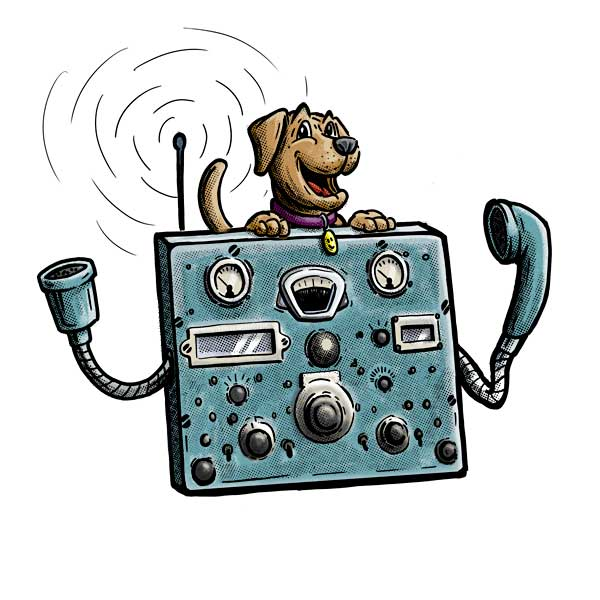 RADIO-600-SQR